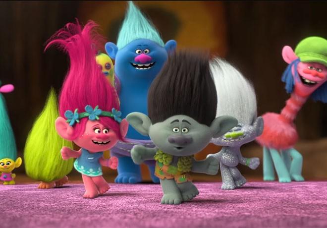 DreamWorks - Trolls - Trolls 2