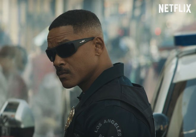 Netflix - Bright - Will Smith