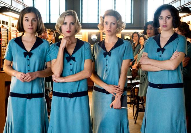 Netflix - Las Chicas del Cable 1