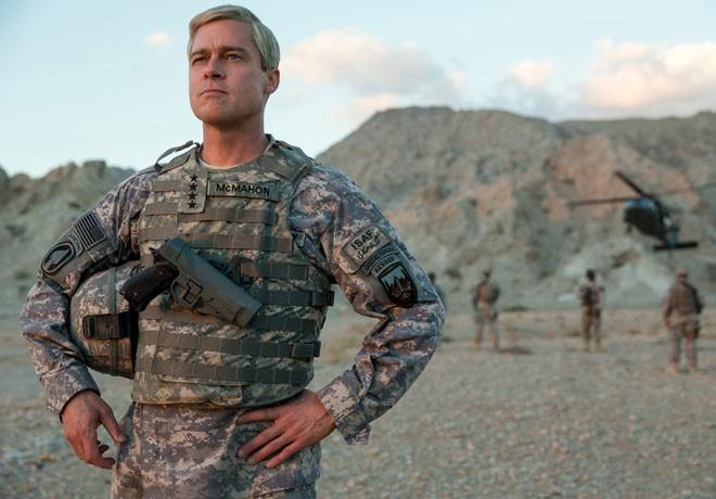 Netflix - War Machine 1