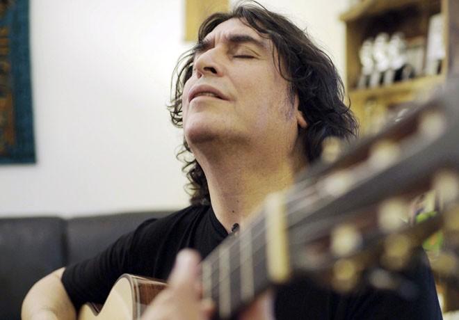 Pantalla Pinamar 2017 - La Guitarra Vuela - Sonando a Paco de Lucia