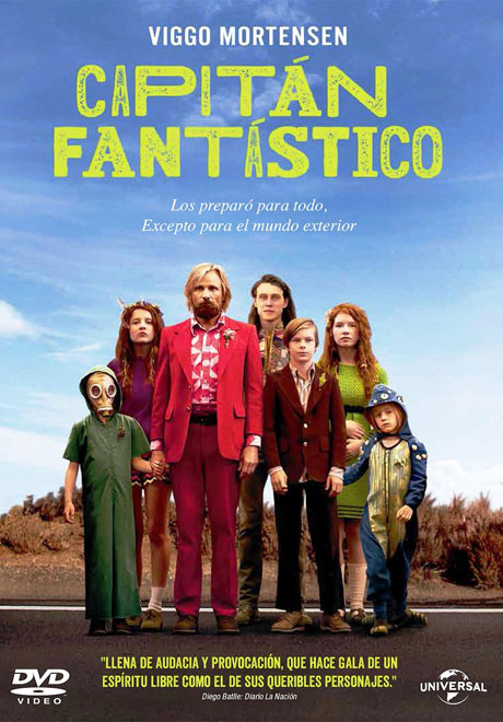 SBP Worldwide - Transeuropa - Capitan Fantastico