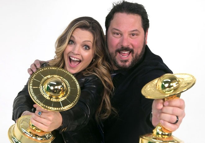 Saturn Awards - Nominaciones - Nominations - Clare Kramer - Greg Grunberg