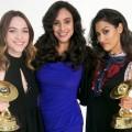 Saturn Awards - Nominaciones - Nominations - Violett Beane - Janina Gavankar