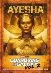 WDSMP - Marvel - Guardianes de la Galaxia Vol 2 Ayesha - Elizabeth Debicki