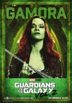 WDSMP - Marvel - Guardianes de la Galaxia Vol 2 - Gamora - Zoe Saldana