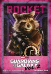 WDSMP - Marvel - Guardianes de la Galaxia Vol 2 - Rocket - Bradley Cooper