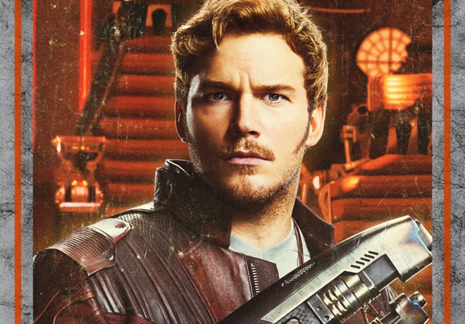 WDSMP - Marvel - Guardianes de la Galaxia Vol 2 - Star Lord - Chris Pratt-