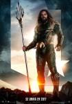 Warner Bros Pictures - Liga de la Justicia - Aquaman - Jason Momoa