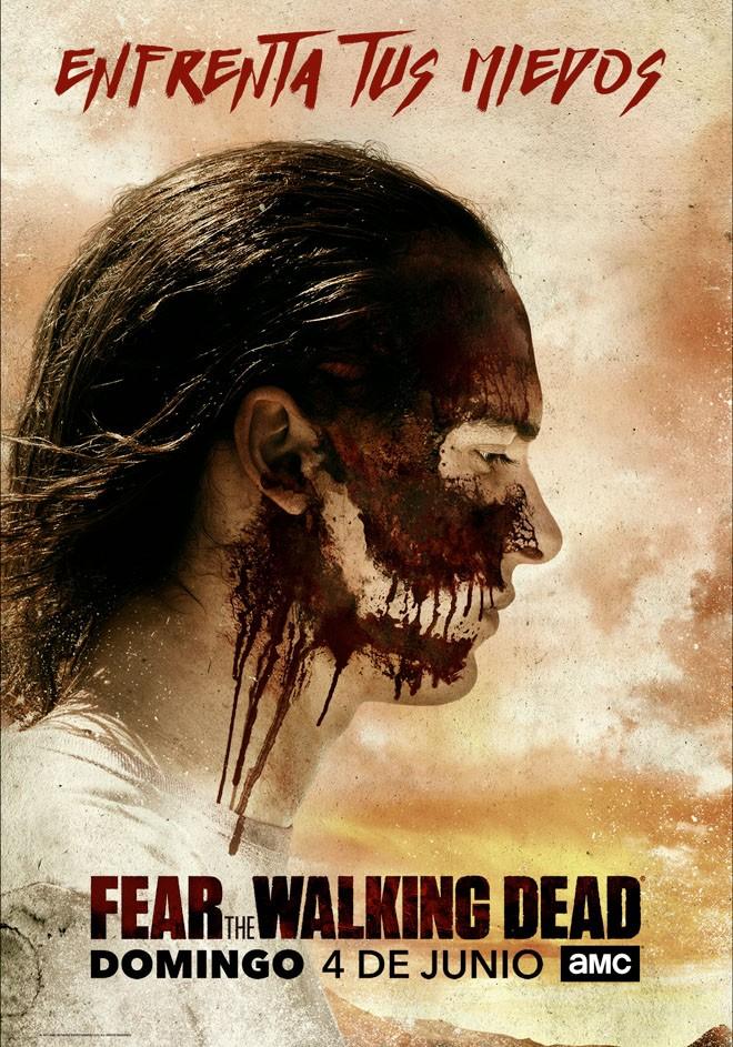 AMC - Fear the Walking Dead - Temp 3 - Arte