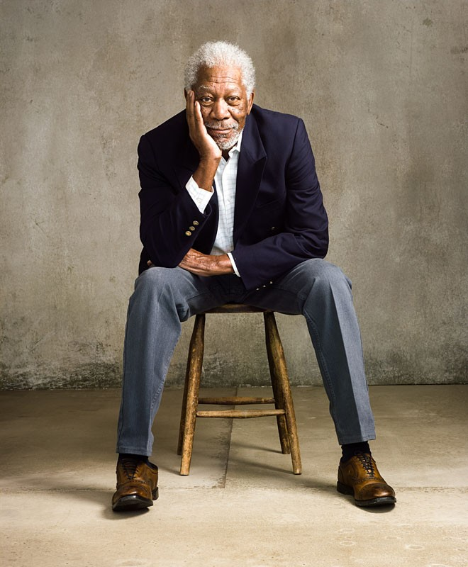 National Geographic Channel - La Historia de Dios - Morgan Freeman 1