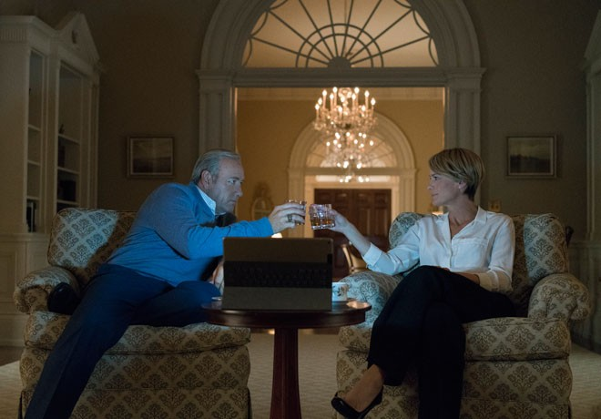 Netflix - House of Cards - Temp 5 1