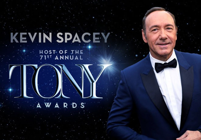 Premios Tony - Tony Awards - Kevin Spacey