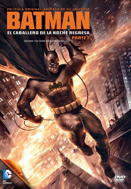 SBP Worldwide - Transeuropa - Batman El Caballero de la Noche Regresa - Parte 2