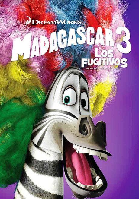 SBP Worldwide - Transeuropa - Madagascar 3 Los Fugitivos