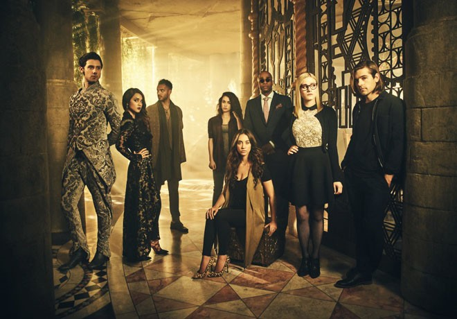 Syfy Latinoamerica - The Magicians - Temp 2