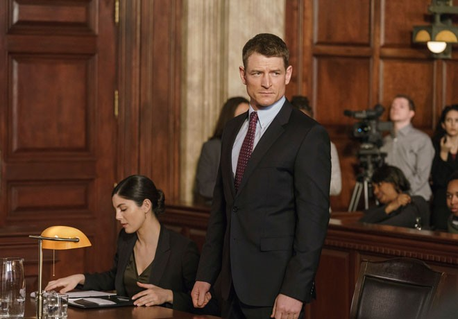 Universal Channel - One Chicago - Chicago Justice - Fake 1
