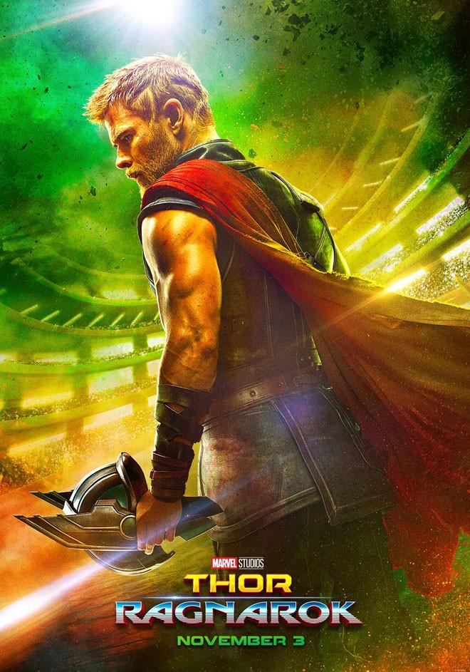 WDSMP - Marvel - Thor - Ragnarok
