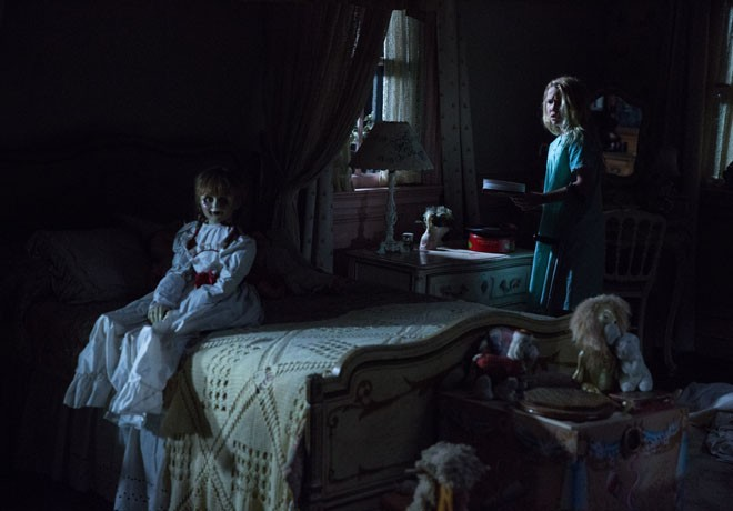 Warner Bros Pictures - Annabelle 2 - La Creacion