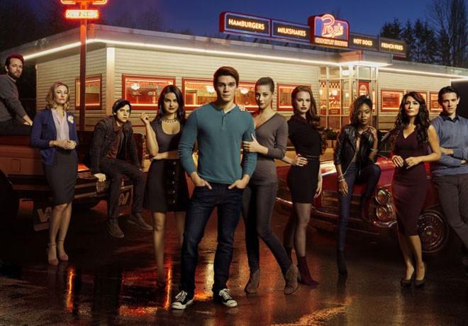 Warner Channel - Riverdale 1