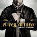 Afiche - El Rey Arturo - La Leyenda de la Espada