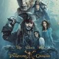 Afiche - Piratas del Caribe - La Venganza de Salazar