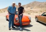 History - El Garage de Jay Leno - Jay Lenos Garage - Temp 2 - Patrick Dempsey