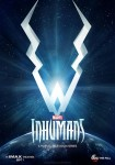 Marvel - abc - Inhumans - Ihumanos - Poster