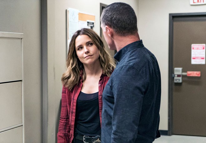 NBC - Chicago PD - Sophia Bush - Erin Lindsay