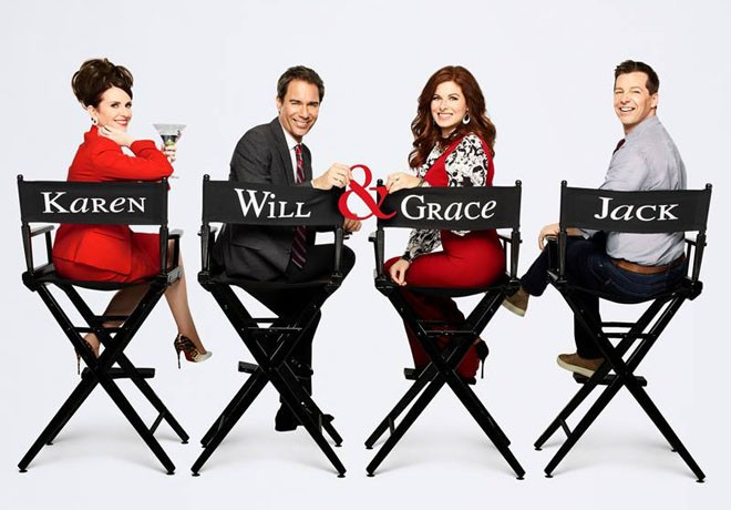 NBC - Will and Grace - Revival-