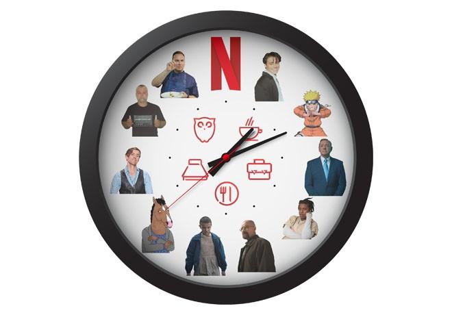 Netflix - Estudio Horarios 1