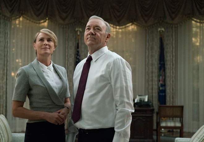 Netflix - House of Cards - Temp 5