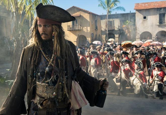 Piratas del Caribe - La Venganza de Salazar