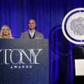 Premios Tony - Tony Awards - Jane Krakowski - Christopher Jackson