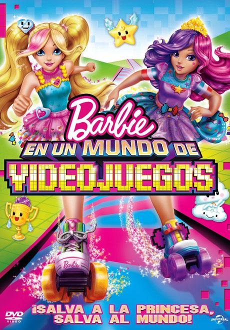 SBP Worldwide - Transeuropa - Barbie en un Mundo de Videojuegos