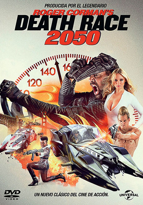 SBP Worldwide - Transeuropa - Death Race - 2050