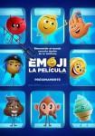 Sony Pictures - Emoji La Pelicula - Afiche