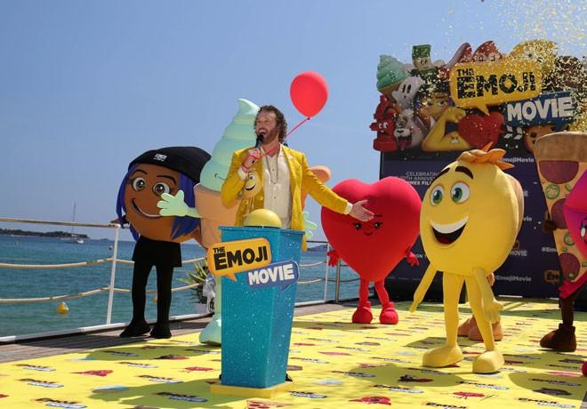 Sony Pictures - Emoji La Pelicula - Cannes 1