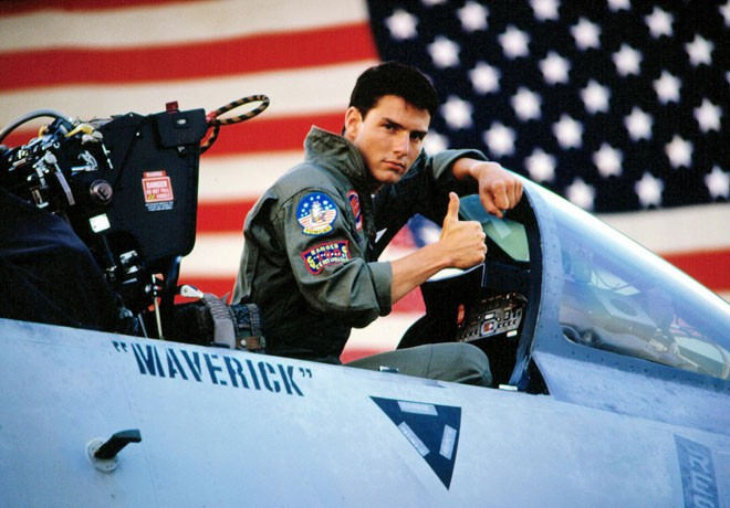 Top Gun - Tom Cruise - Top Gun 2