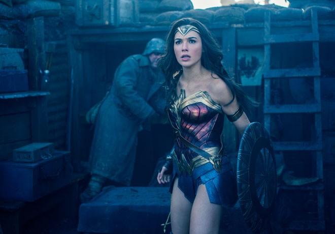 Warner Bros Pictures - Mujer Maravilla 1