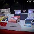 Disney-Pixar en el SalonAutoBA - Cars 3