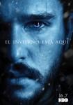HBO - Game of Thrones - Temp 7 - Jon Snow - Kit Harrington