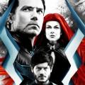 Marvel - abc - Inhumans - Inhumanos - Poster-