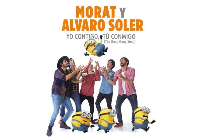 Mi Villano Favorito 3 - Morat - Alvaro Soler - Yo Contigo Tu Conmigo