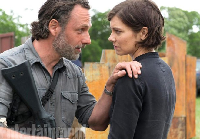 AMC - EW - The Walking Dead - Season 8 - Temporada 8 1