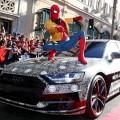 Audi-A8-en-el-estreno-mundial-de-Spider-Man-Homecoming-1