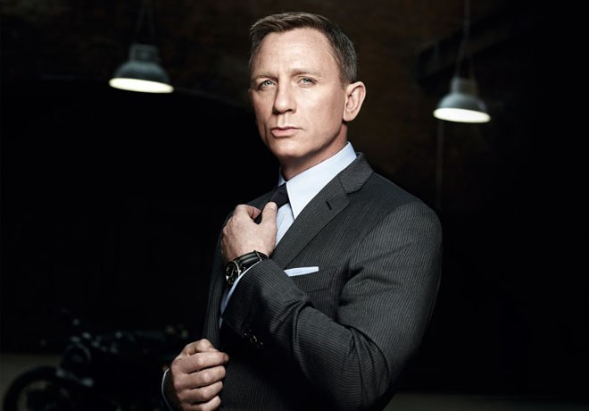 Daniel Craig - James Bond - 007