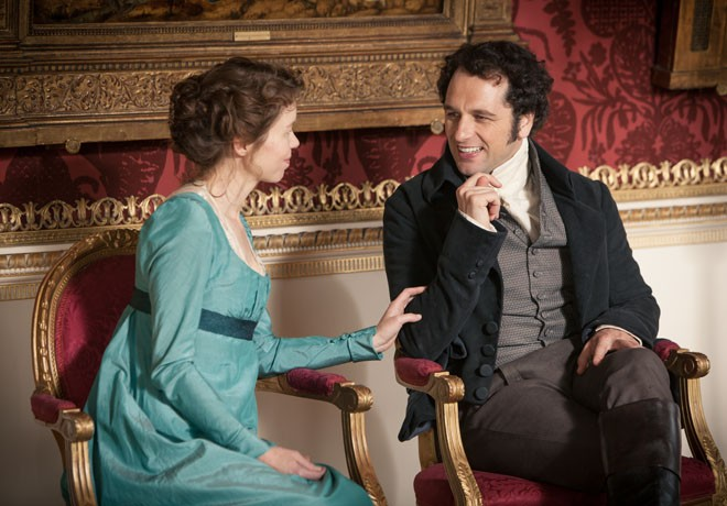 Film and Arts - Jane Austen - Death Comes to Pemberley