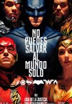 Liga de la Justicia - Justice League - Afiche