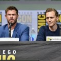 Marvel - WDSMP - Thor Ragnarok - Chris Hemsworth - Tom Hiddleston - San Diego Comic Con